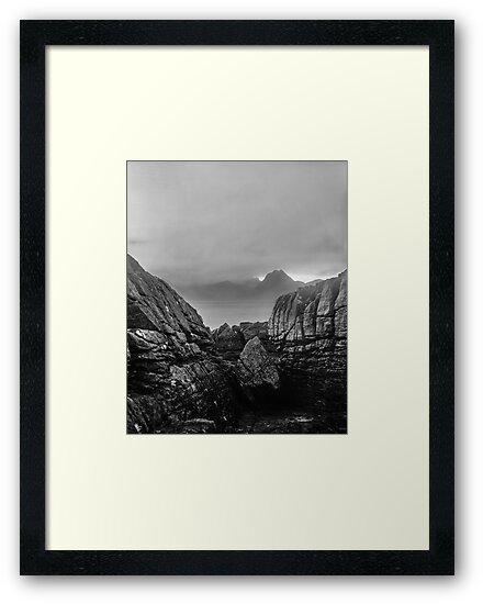 Elgol, Skye Seascape by Karl Thompson
