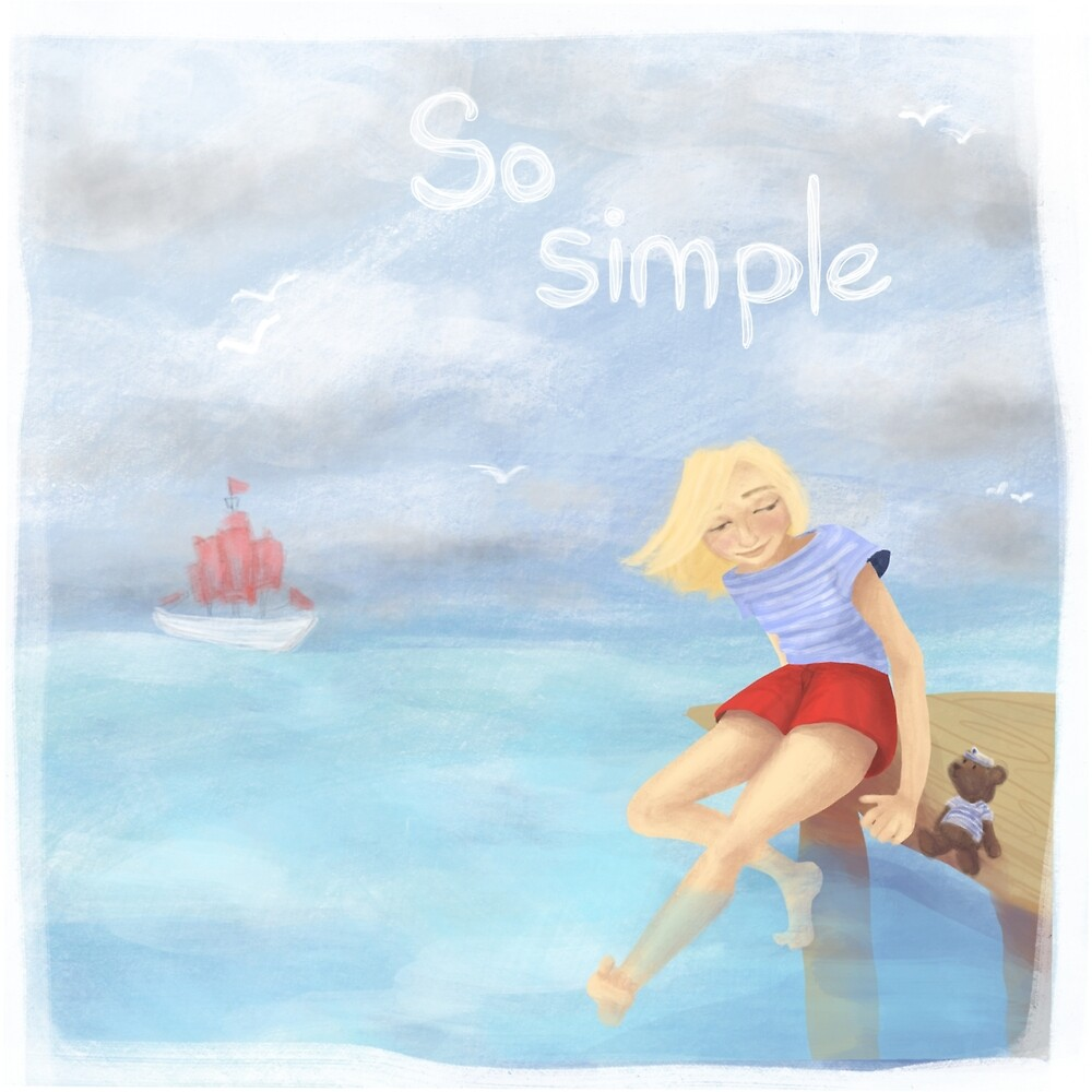 So simple by SashaMaslo