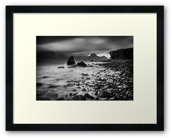 Elgol Beach, Skye by Karl Thompson