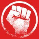 Revolution fist T-Shirt by MFSdesigns