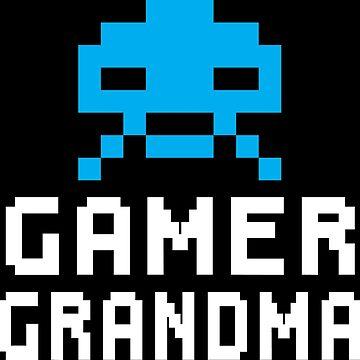 Gamer Grandma by makari