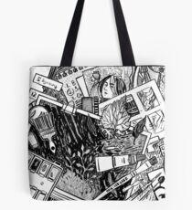 Illustrator's work Tote Bag