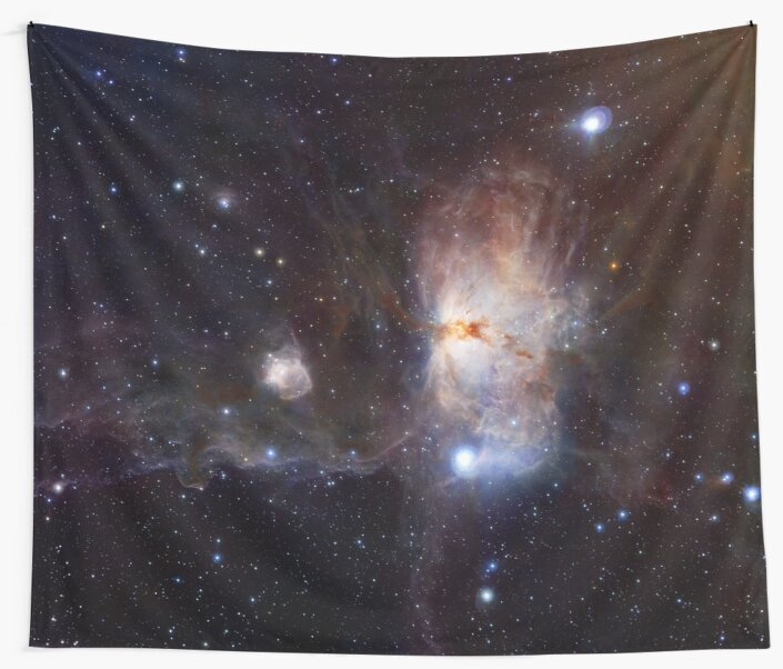 Flame Nebula by boxsmash