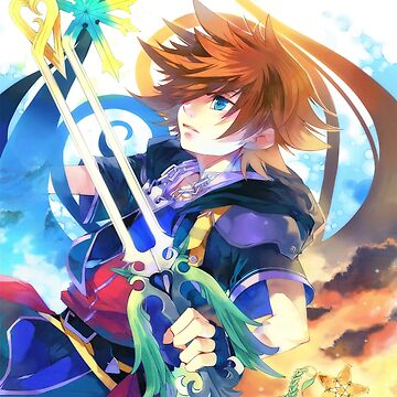 Kingdom Hearts - Sora de Unsigned