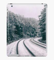 Snowy Travel iPad Case/Skin
