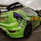Green Focus RS by Steven Gayler Twenty Seven Imagery