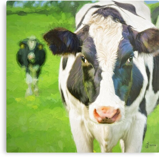 """""""When The Cows Come Home"""" by kcd-designs"""