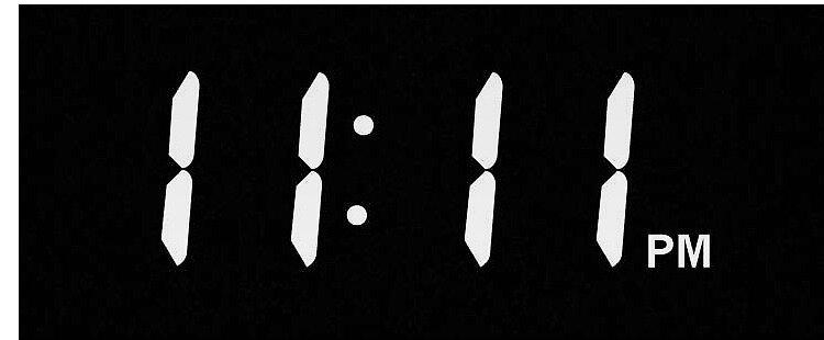 11:11 time by Heroeboy