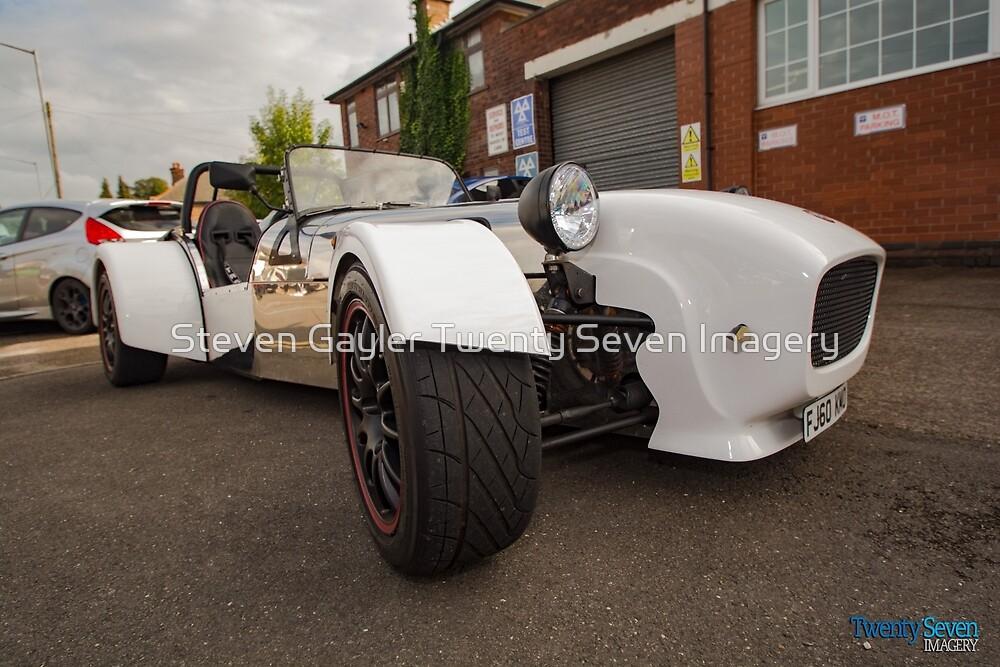 Caterham Track Car by Steven Gayler Twenty Seven Imagery