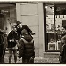 People of Prague #3 by Imagery