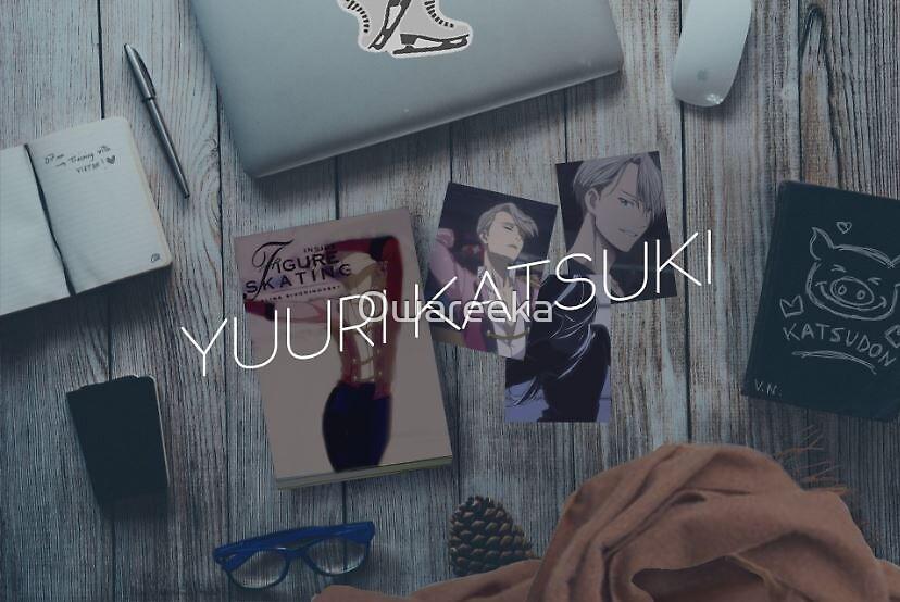 Yuuri Katsuki by Owareeka