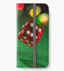 craps casino and slots iPhone Wallet/Case/Skin