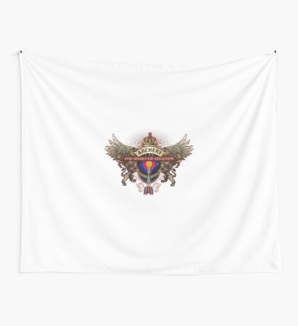 Archery Legends Wall Tapestry