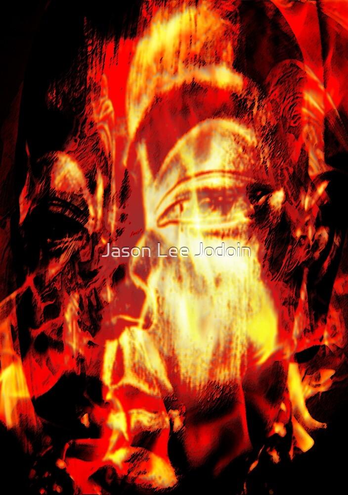 Spiritual Burning by Jason Lee Jodoin