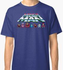 Camiseta clásica Mega Man (NES)