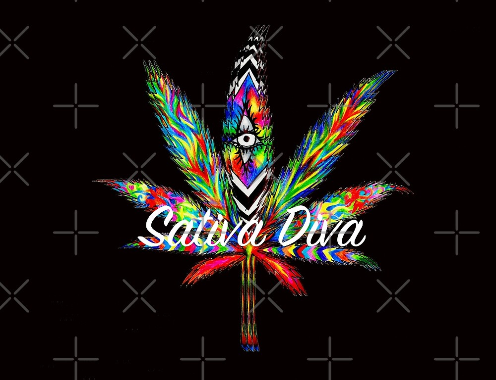 Sativa Diva by A A
