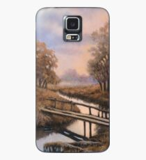 Landscape with bridge Case/Skin for Samsung Galaxy