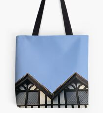 Triangle of Sky Tote Bag