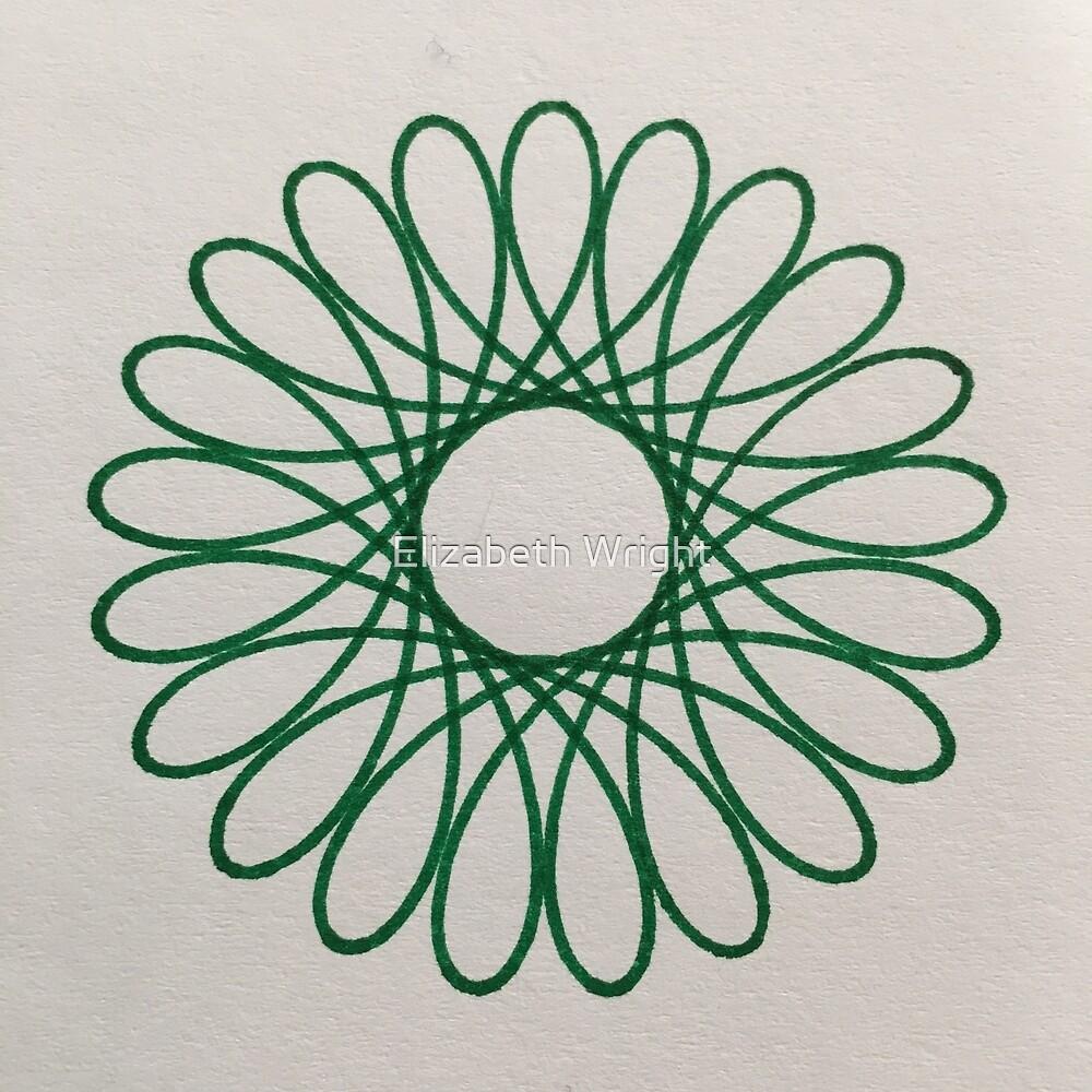 Green Spiral by Elizabeth Wright