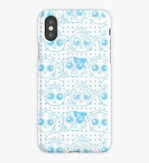 The Cats Go to Work iPhone Case/Skin