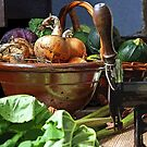 Onions in a Bowl by Ruth Durose
