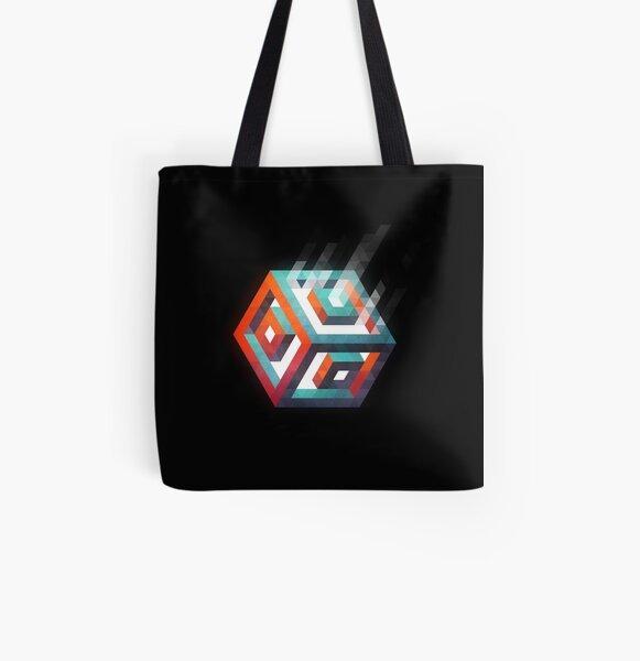 Kubik All Over Print Tote Bag