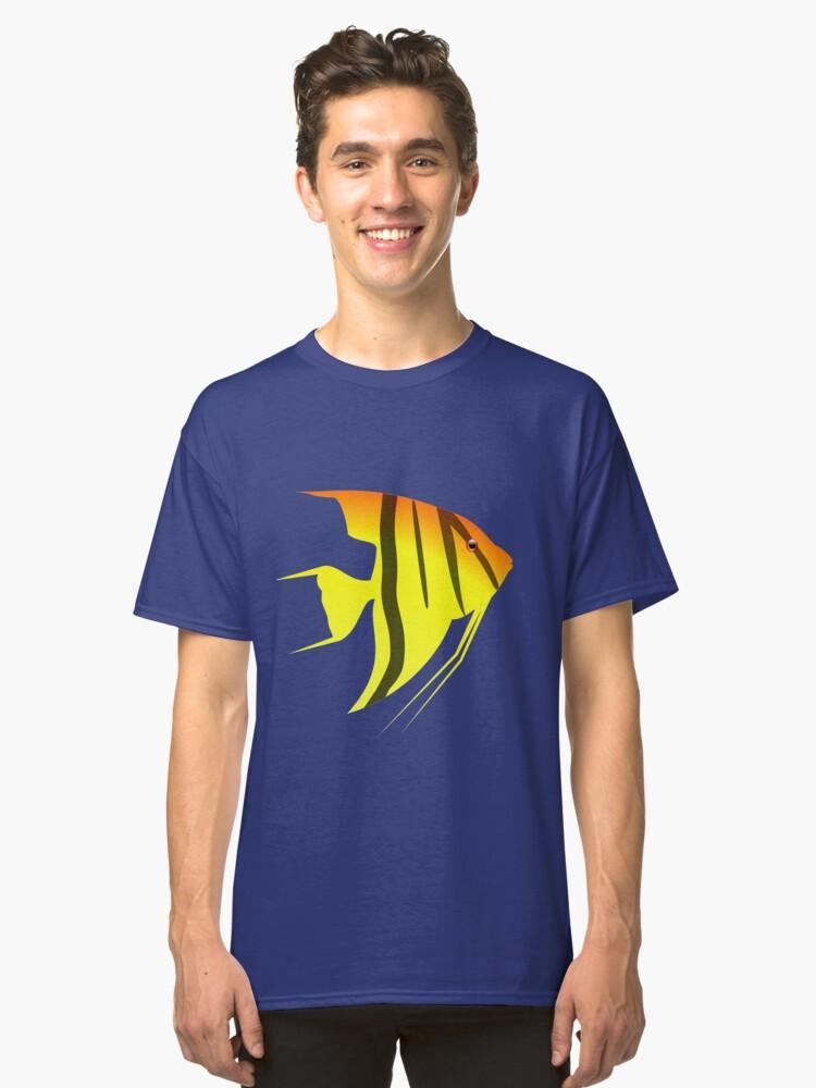 ANGELFISH Classic T-Shirt Front