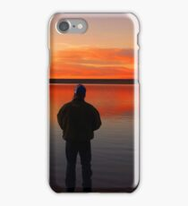 Fishing in God's Country iPhone Case/Skin