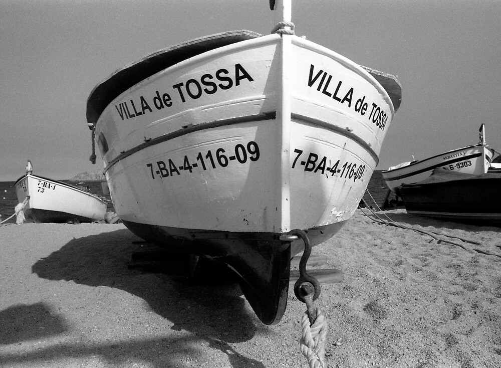 "Barco ""Villa de Tossa"" by James2001"
