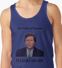 Tucker Carlson #1 Men's Tank Top