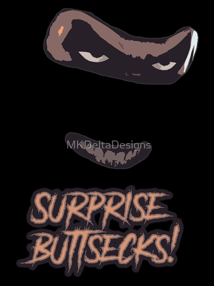 Surprise Buttsecks by MKDeltaDesigns