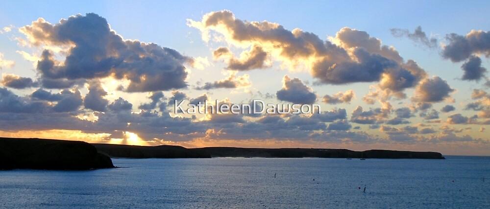 Sunrise by KathleenDawson