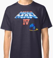 Mega Man 4 (NES) Classic T-Shirt