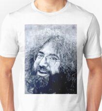 Jerry Garcia Portrait Unisex T-Shirt