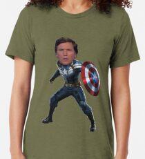 Tucker Carlson #3  Tri-blend T-Shirt