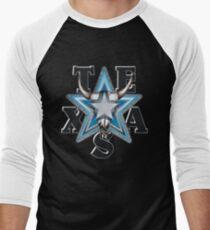Lone Star Skull - Blk. Bkg. T-Shirt