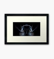 Insectoid Eyes Framed Print