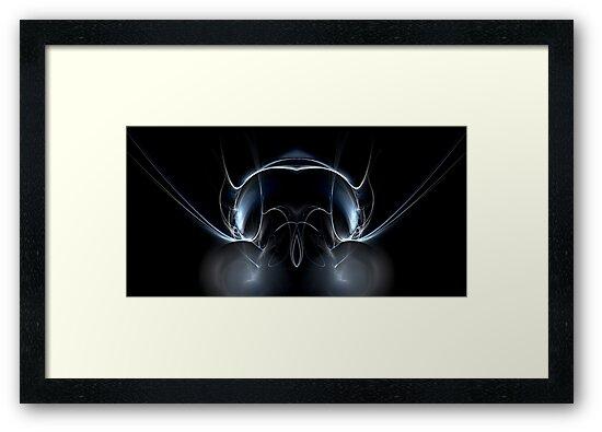 Insectoid Eyes by Benedikt Amrhein