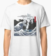 Mecha Wave Classic T-Shirt