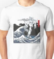Mecha Wave T-Shirt
