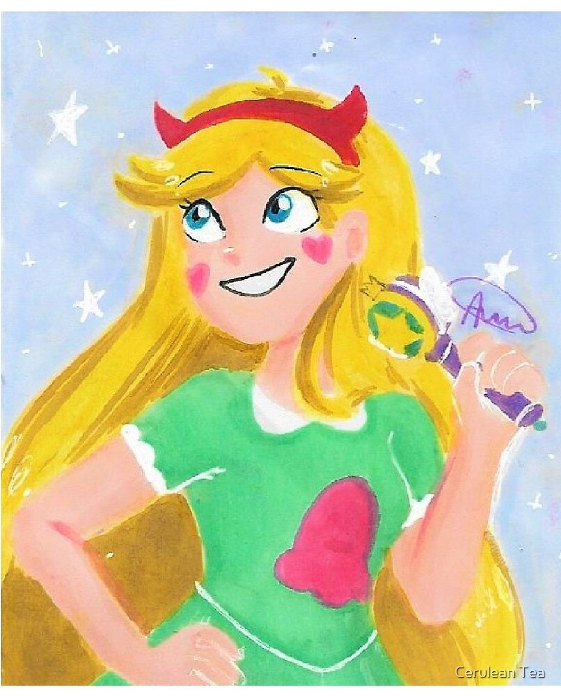 Star Butterfly by asyh