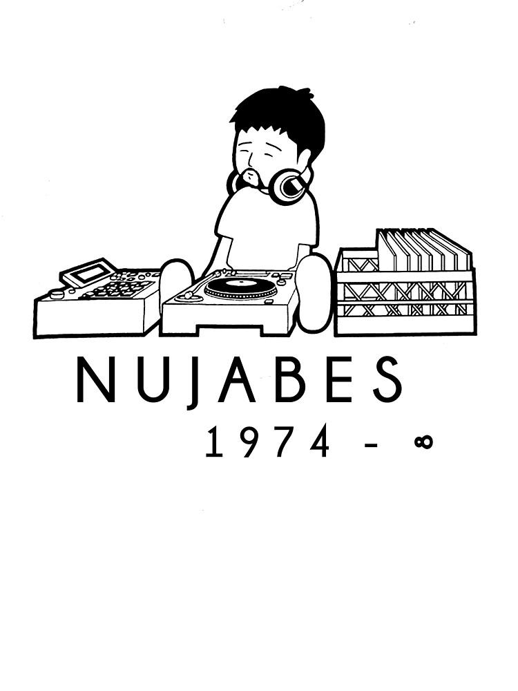 """Nujabes - """"1974 - ∞"""" by QUENTINR"""
