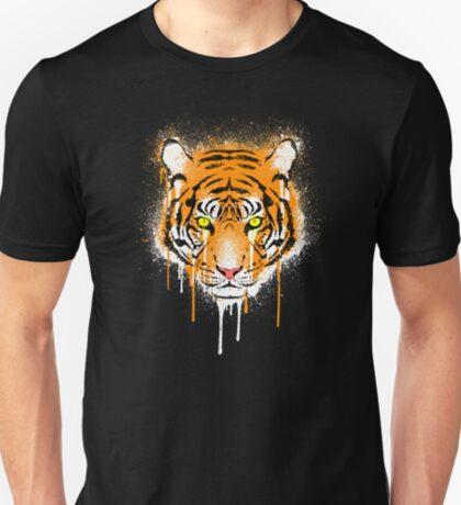 Graffiti Tiger T-Shirt