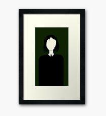 Snape Framed Print