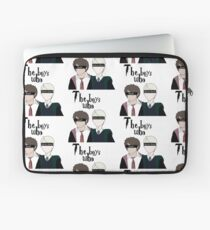 The boys who lived and had no choice Laptop Sleeve