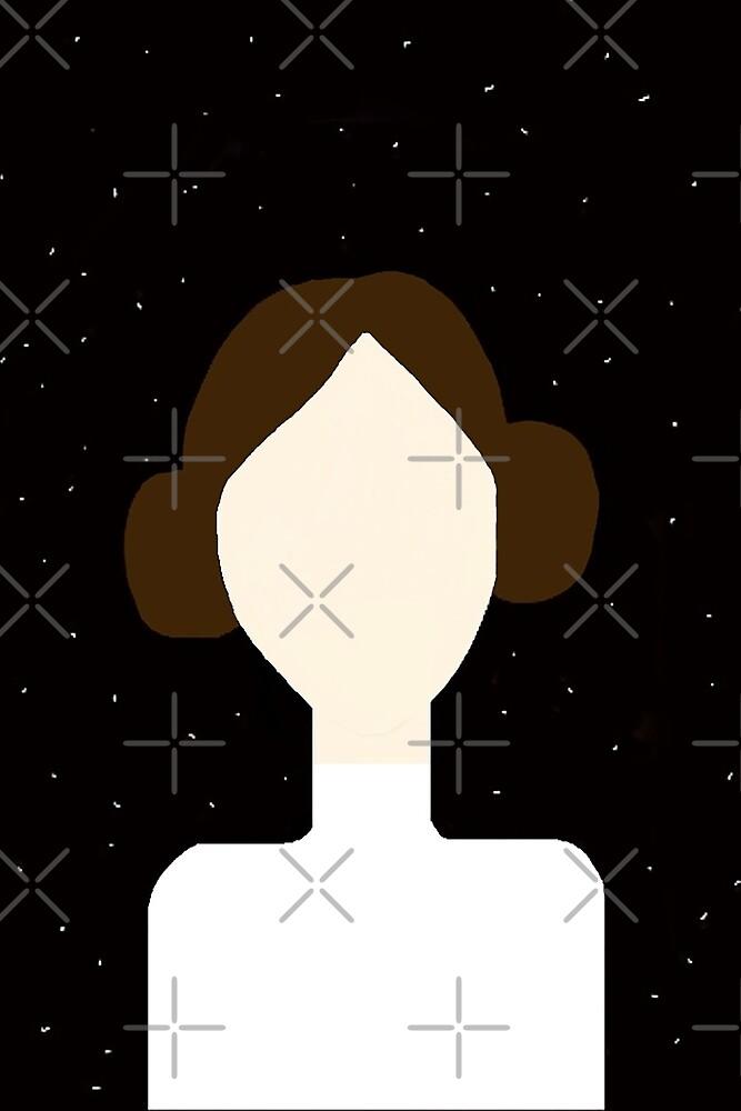 Leia by avdreaderart
