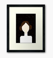 Leia Framed Print
