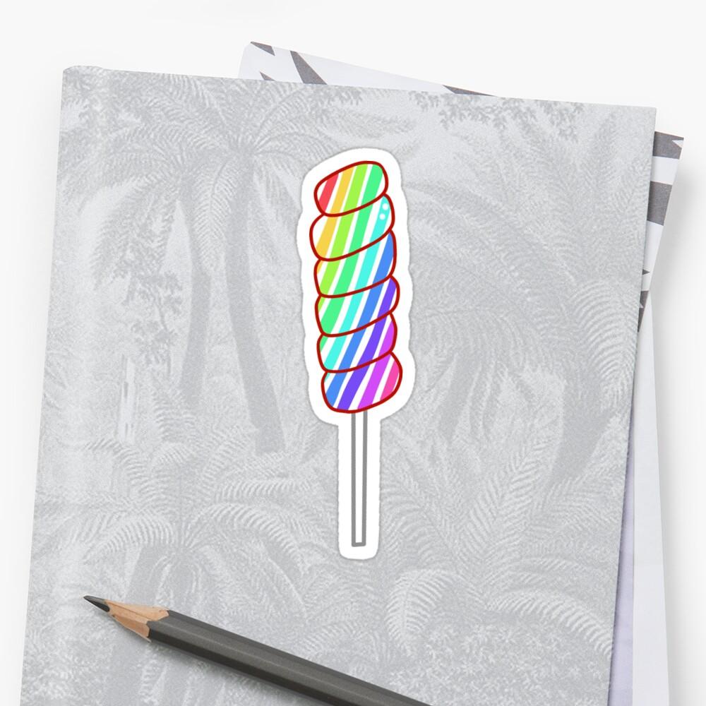 Rainbow Pop by SaradaBoru