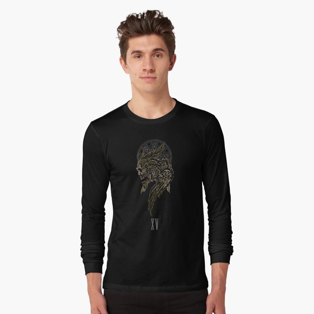 The Lucian Crest  Long Sleeve T-Shirt
