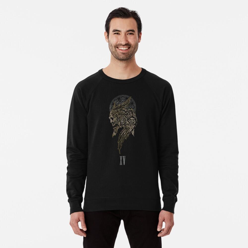 The Lucian Crest  Lightweight Sweatshirt